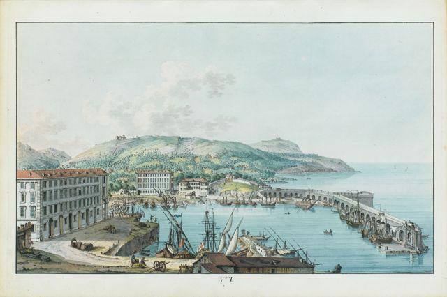 ALBANIS-BAUMONT. Le comté de Nice