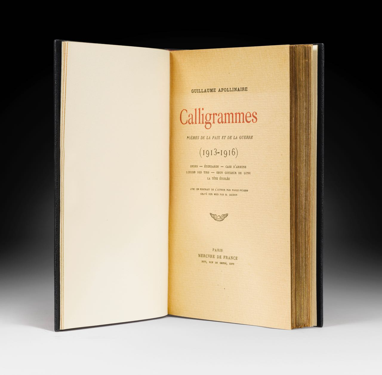 Appolinaire calligrammes 3