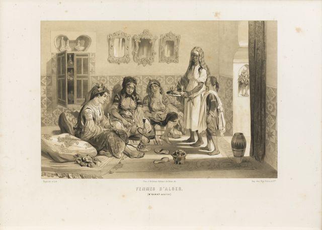 Adrien BERBRUGGER. Algérie Historique, Pittoresque et Monumentale