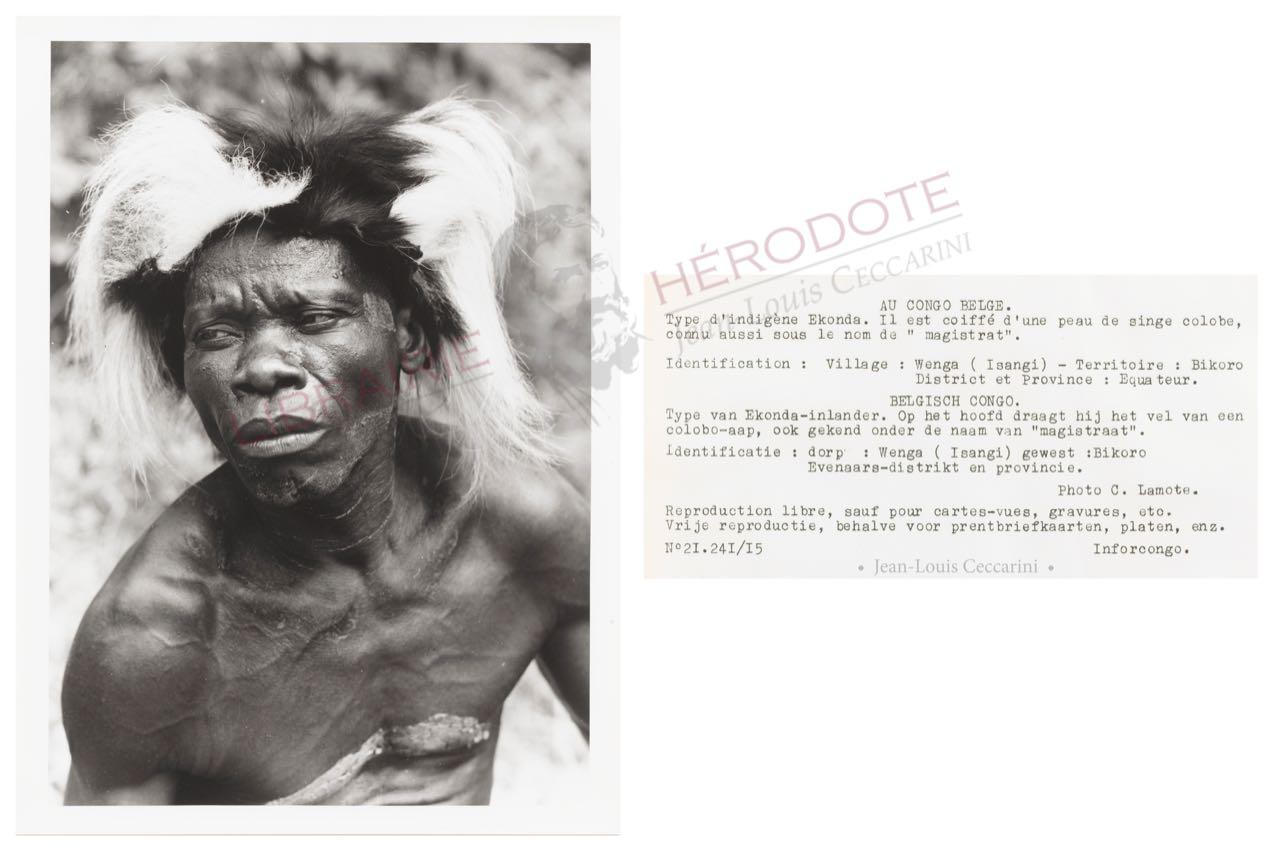 Congo 20 copyright