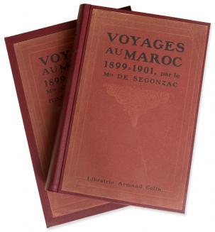 De Segonzac : Voyage au Maroc