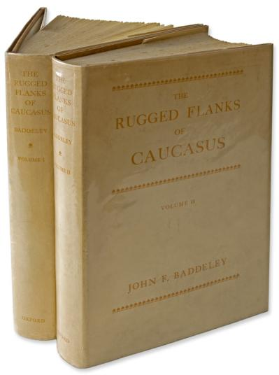 John F. Baddeley : Rugged Flanks of Caucasus
