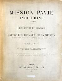 Pavie : La « Mission Pavie »