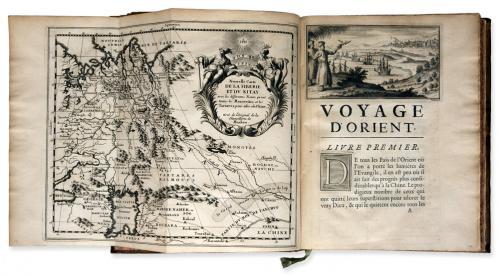 Voyage en divers états d'Europe et d'Asie
