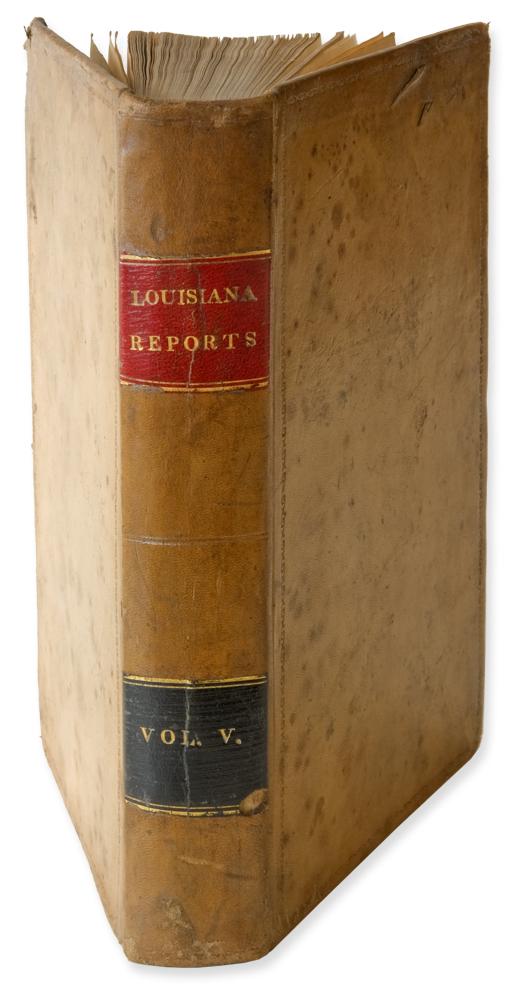 Miller : Louisiana Reports