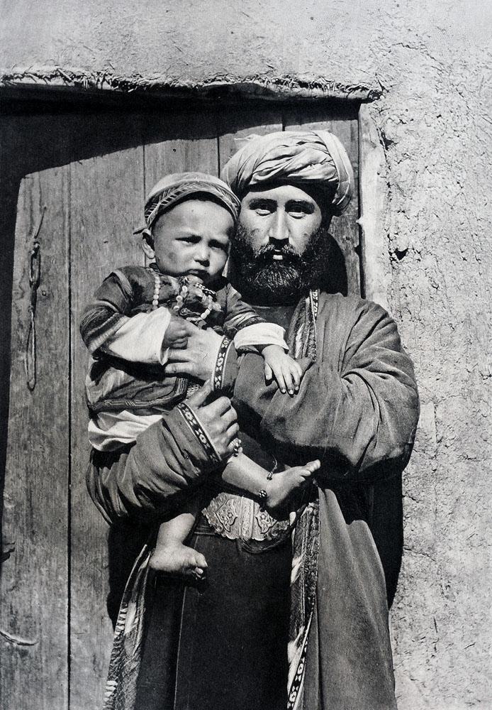 Hugues KRAFFT. À travers le Turkestan Russe