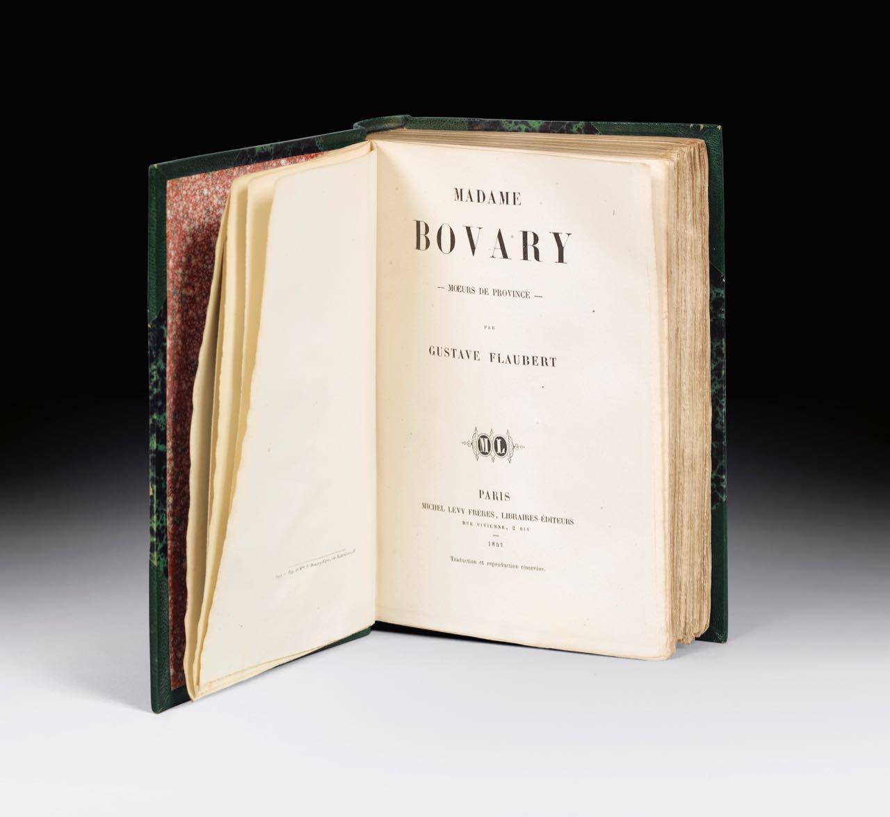 Gustave FLAUBERT. Madame Bovary