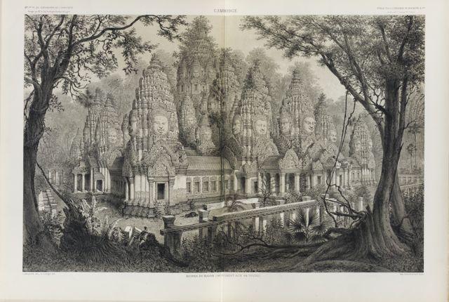 Francis GARNIER. Voyage d'exploration en Indo-Chine