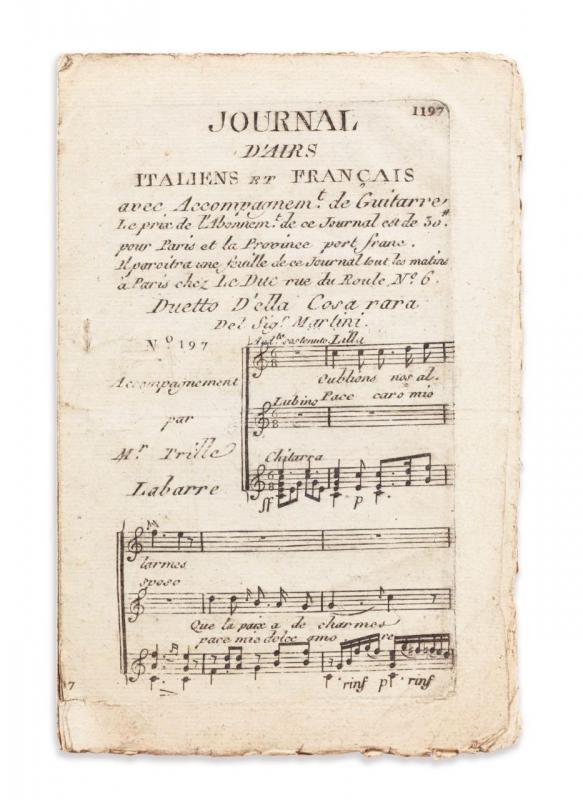 Journal d airs 1