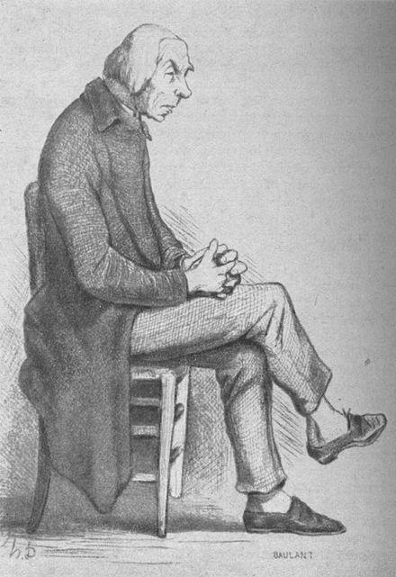 Le pe re goriot h daumier 1842