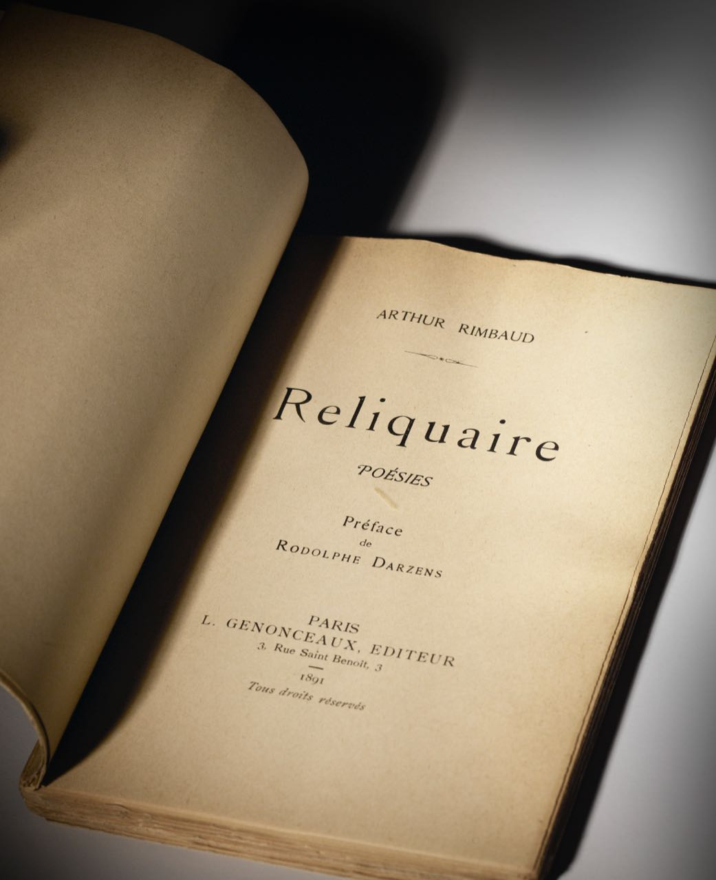 Reliquaire 7