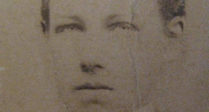 Rimbaud carjat portrait